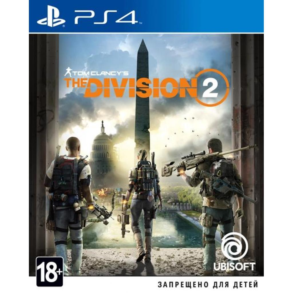 Игра SONY Tom Clancy's The Division 2 [PS4, Russian version] (8113407)