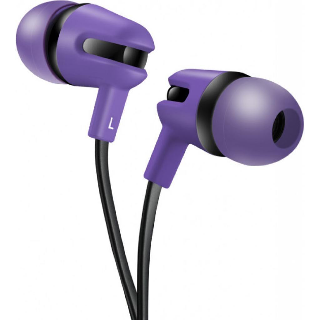 Наушники CANYON Purple (CNS-CEP4P)