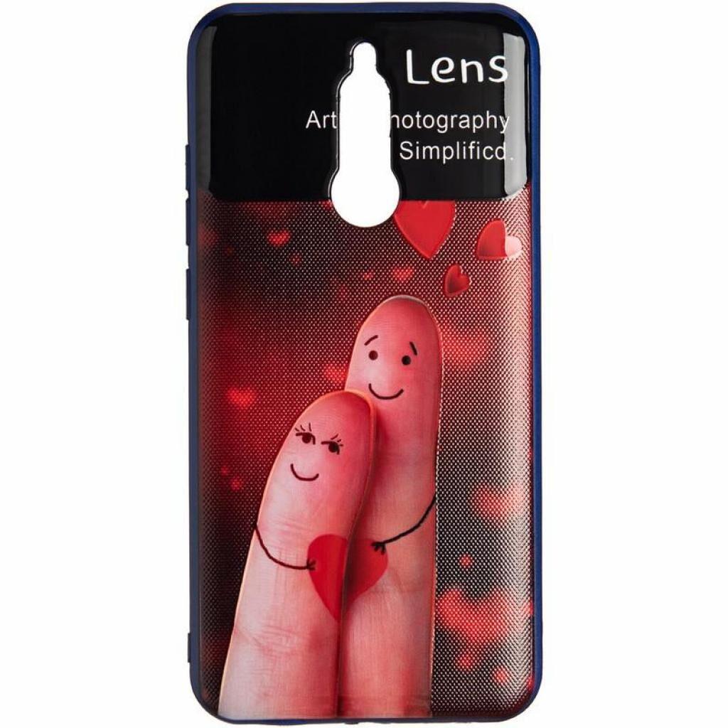 Чехол для моб. телефона Gelius QR Case for Xiaomi Redmi 8a 2 Fingers (00000076827)