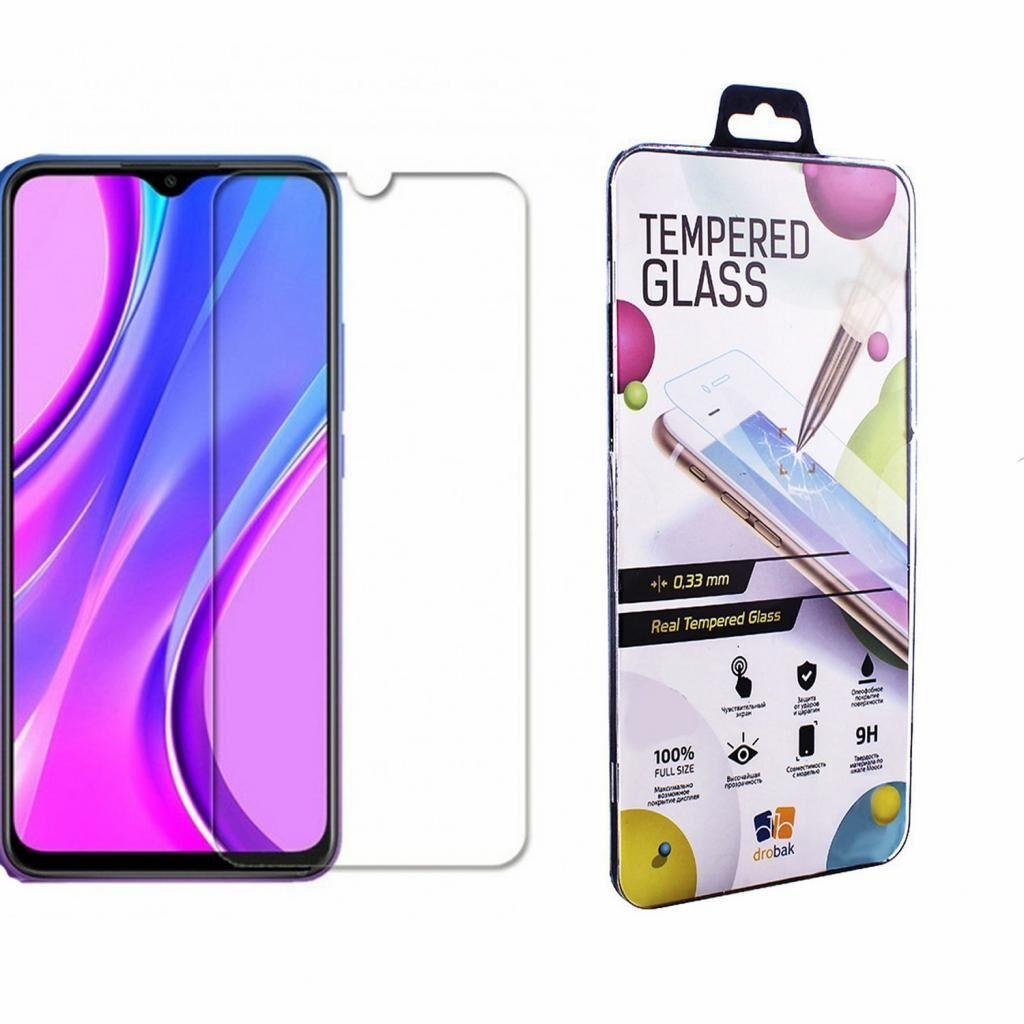 Стекло защитное Drobak Xiaomi Redmi 9 Tempered glass (222251) (222251)