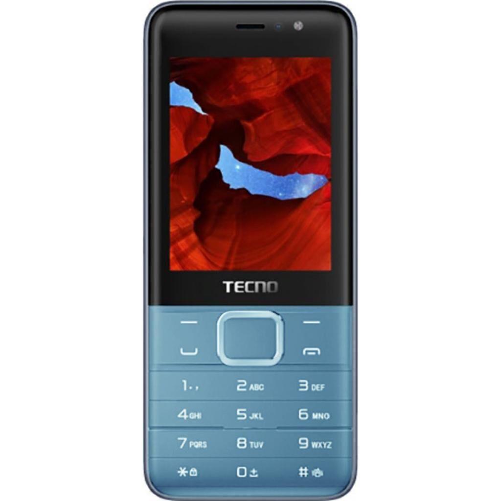 Мобильный телефон TECNO T474 Blue (4895180748004)