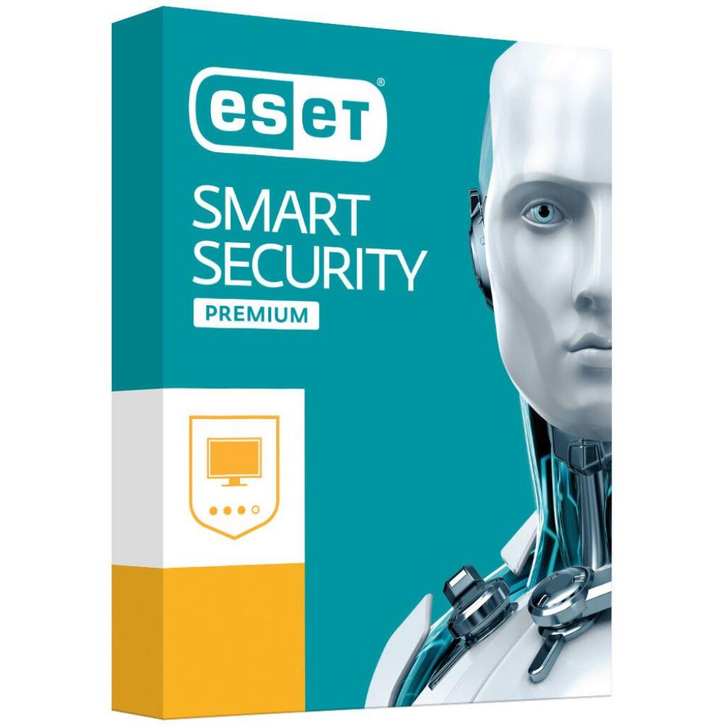 Антивирус Eset Smart Security Premium 3 ПК на 1year Business (ESSP_3_1_B)