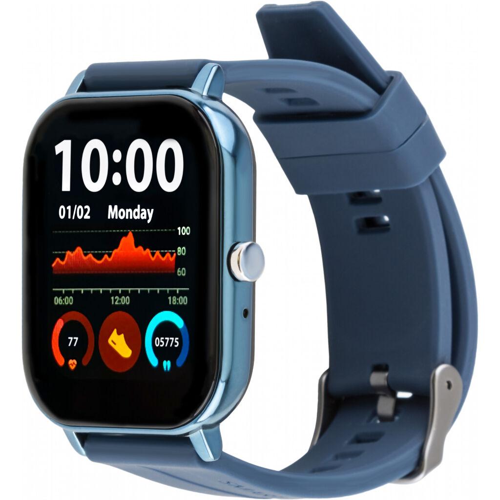 Смарт-часы Amico GO FUN Pulseoximeter and Tonometer blue (850473)