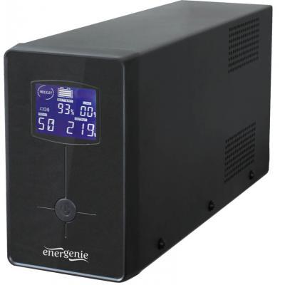 Источник бесперебойного питания EnerGenie EG-UPS-031 650VA LCD (EG-UPS-031)