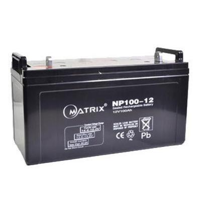 Батарея к ИБП Matrix 12V 100AH (NP100-12)