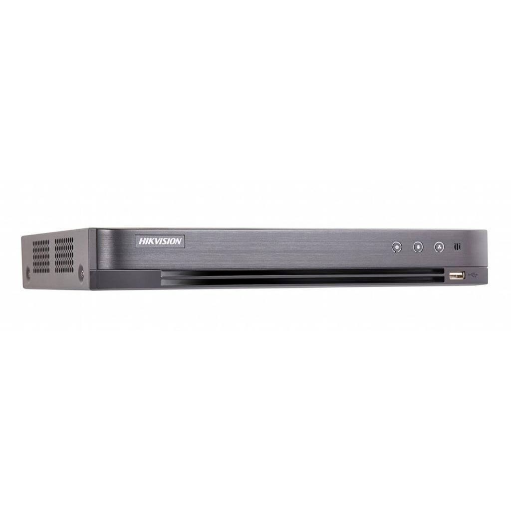 Регистратор для видеонаблюдения HikVision DS-7204HUHI-K1/P (PoC) (5 Mp) (DS-7204HUHI-K1/P (PoC) (5Mp))