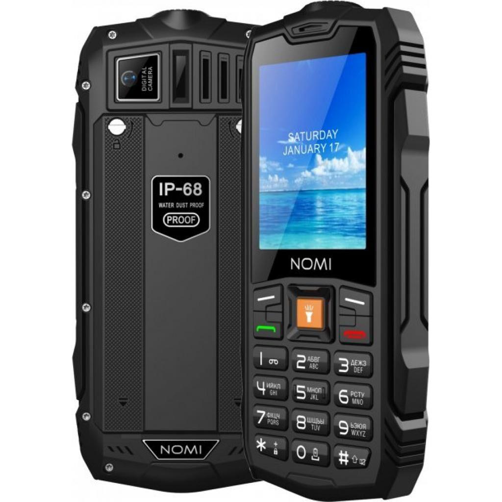 Мобильный телефон Nomi i2450 X-Treme Black