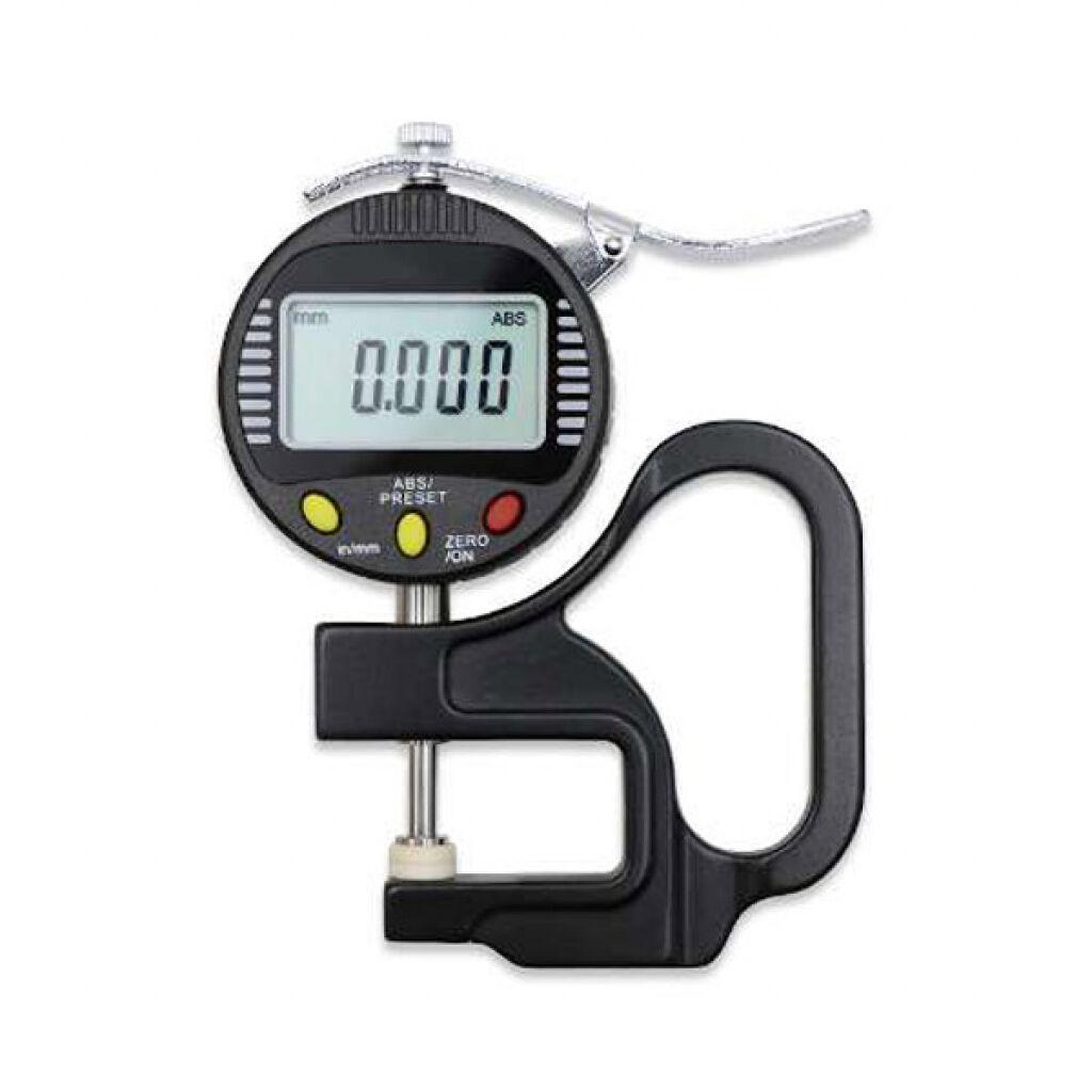 Толщиномер Protester 0-10 мм (0.001мм) (5318-10)
