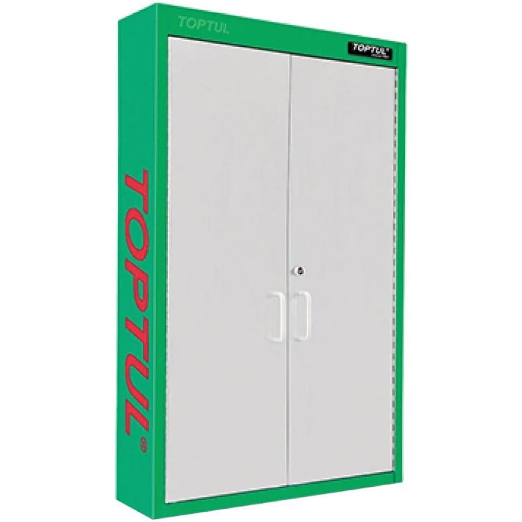 Ящик для инструментов TOPTUL шкаф инструментальный 611х180х981 (TAAF6118)