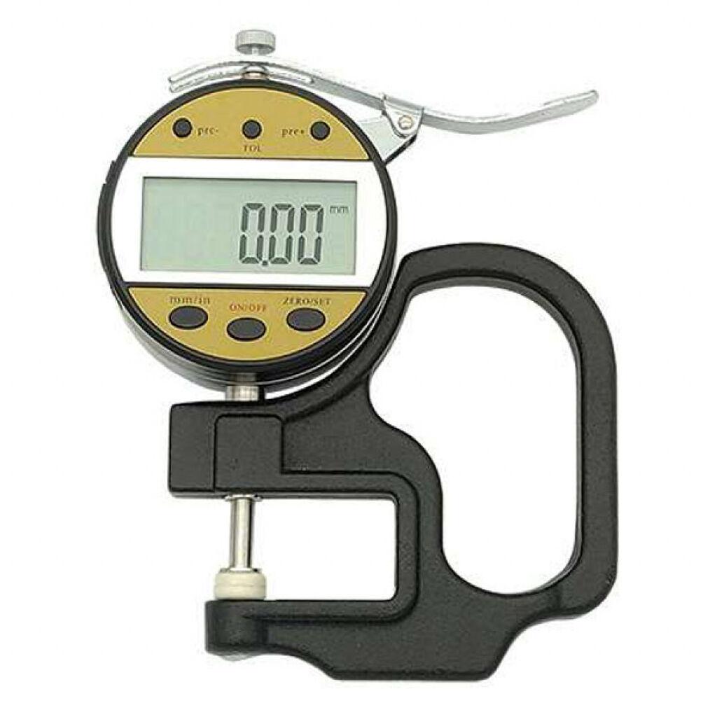 Толщиномер Protester 0-12.7 мм (0.01мм) (5317-10)
