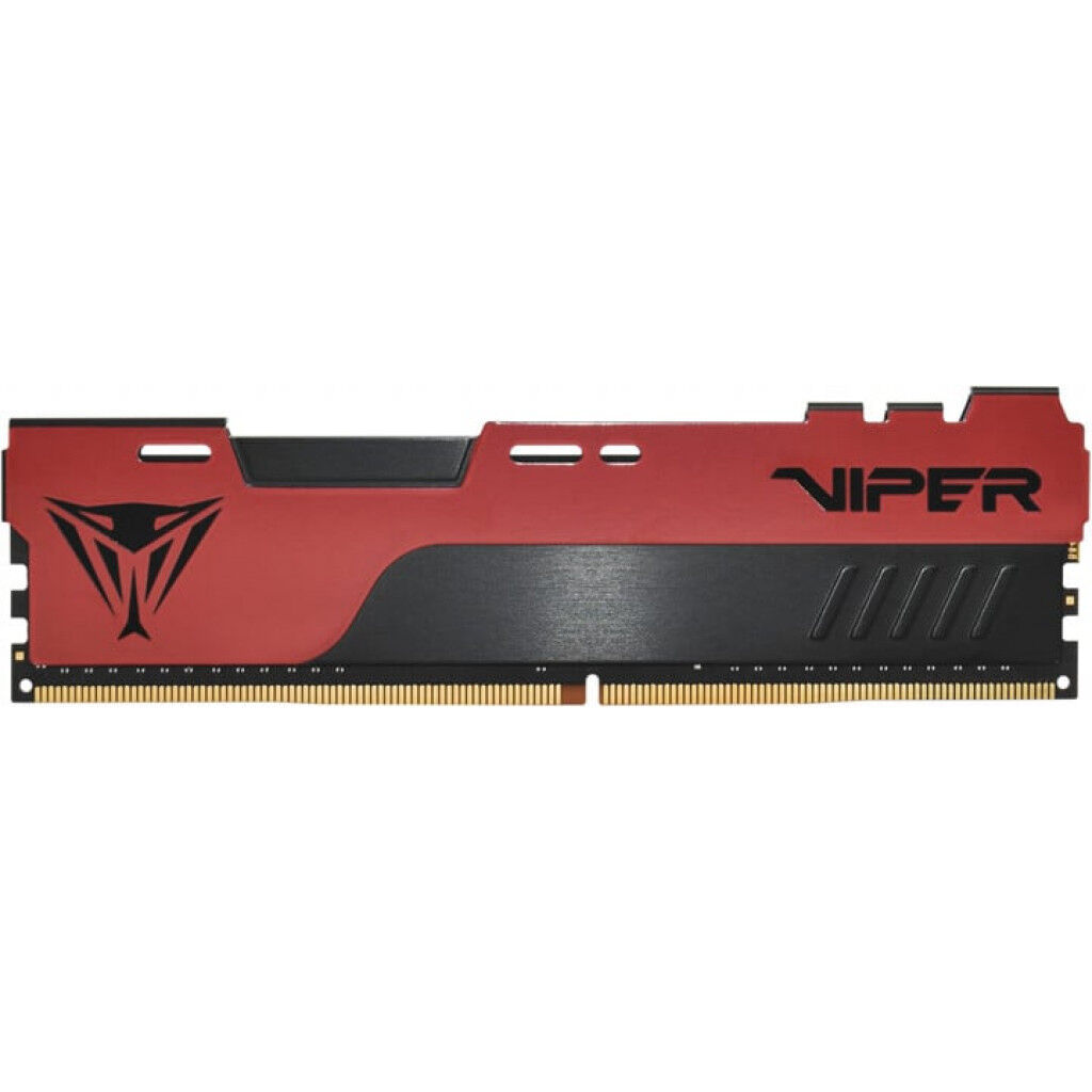 Модуль памяти для компьютера DDR4 8GB 3200 MHz Viper Elite II Red Patriot (PVE248G320C8)