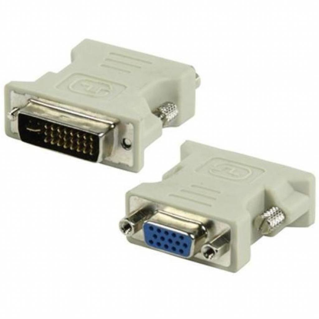 Переходник DVI-A 24+5pin to VGA15pin Cablexpert (A-DVI-VGA)