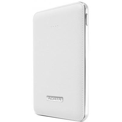 Батарея универсальная ADATA PV120 5100mAh White (APV120-5100M-5V-CWH)