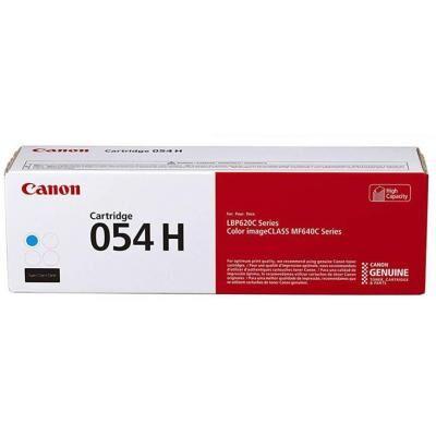 Картридж Canon 054H Cyan 2.3K (3027C002)