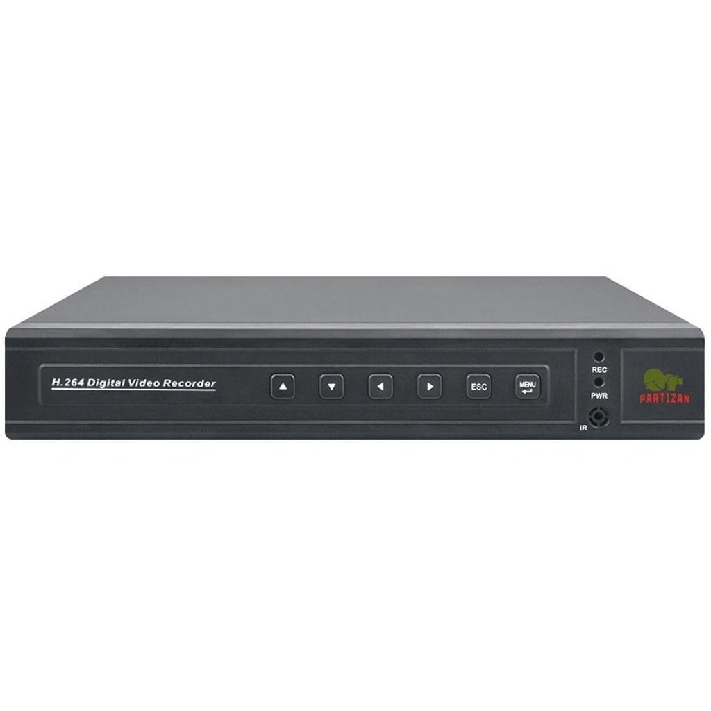 Регистратор для видеонаблюдения Partizan CHD-68EVH HD v5.0 (1284)
