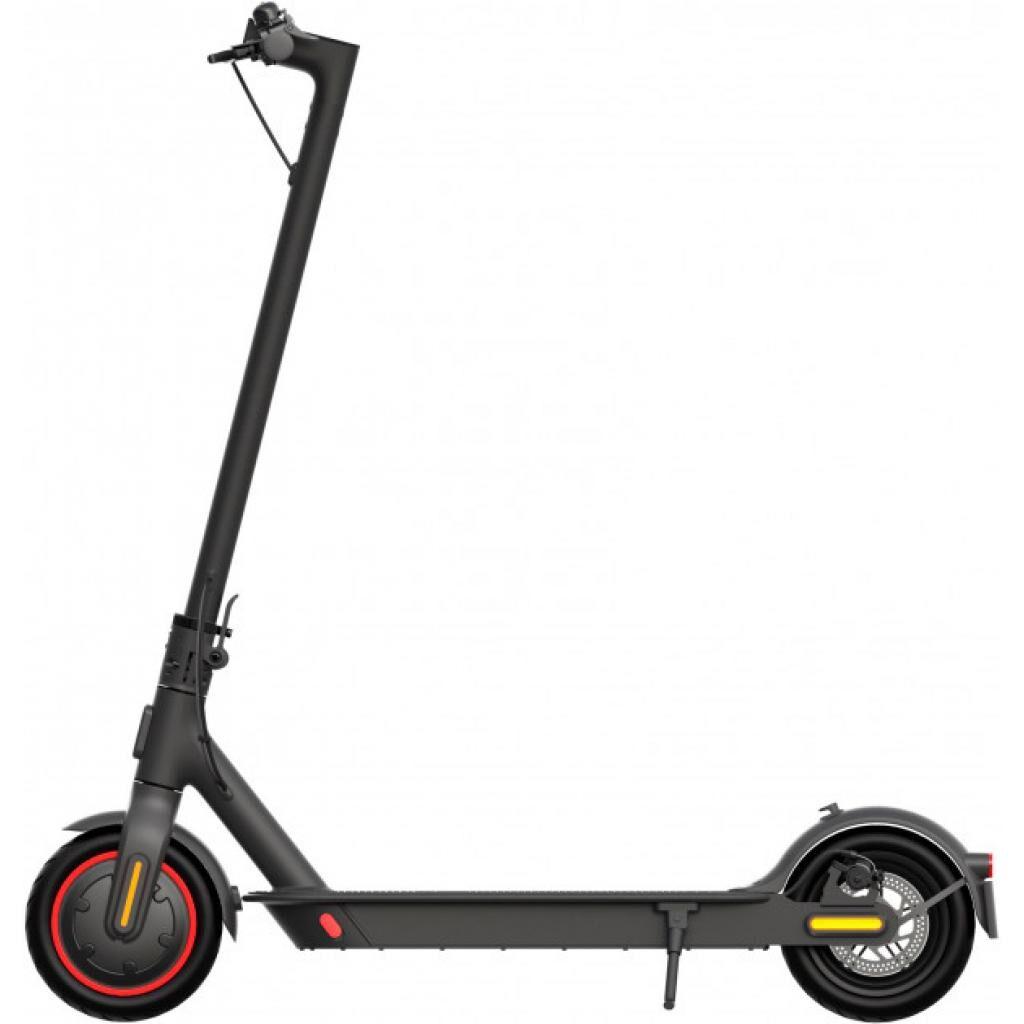 Электросамокат Xiaomi Mi Electric Scooter Pro 2 Black (649478)