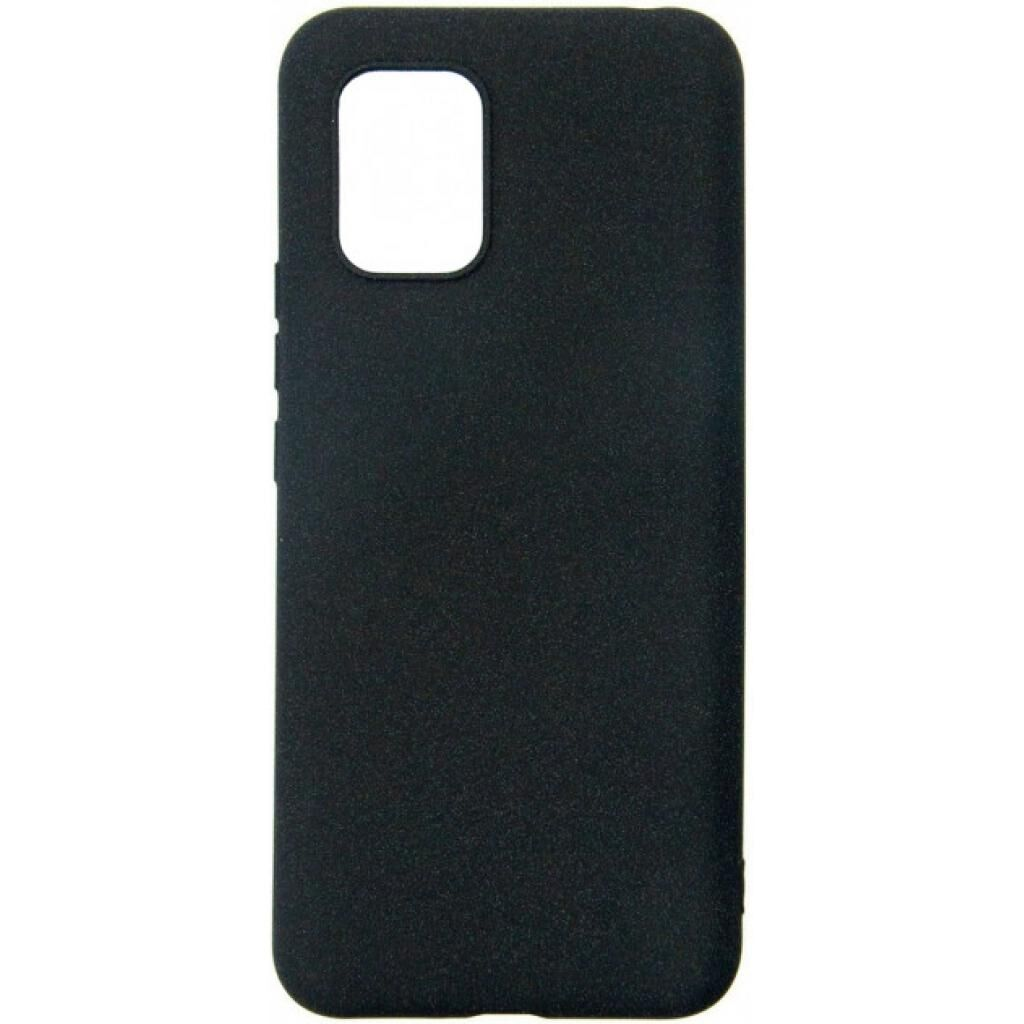 Чехол для моб. телефона DENGOS Xiaomi Mi 10 Lite Black (DG-TPU-CRBN-96)