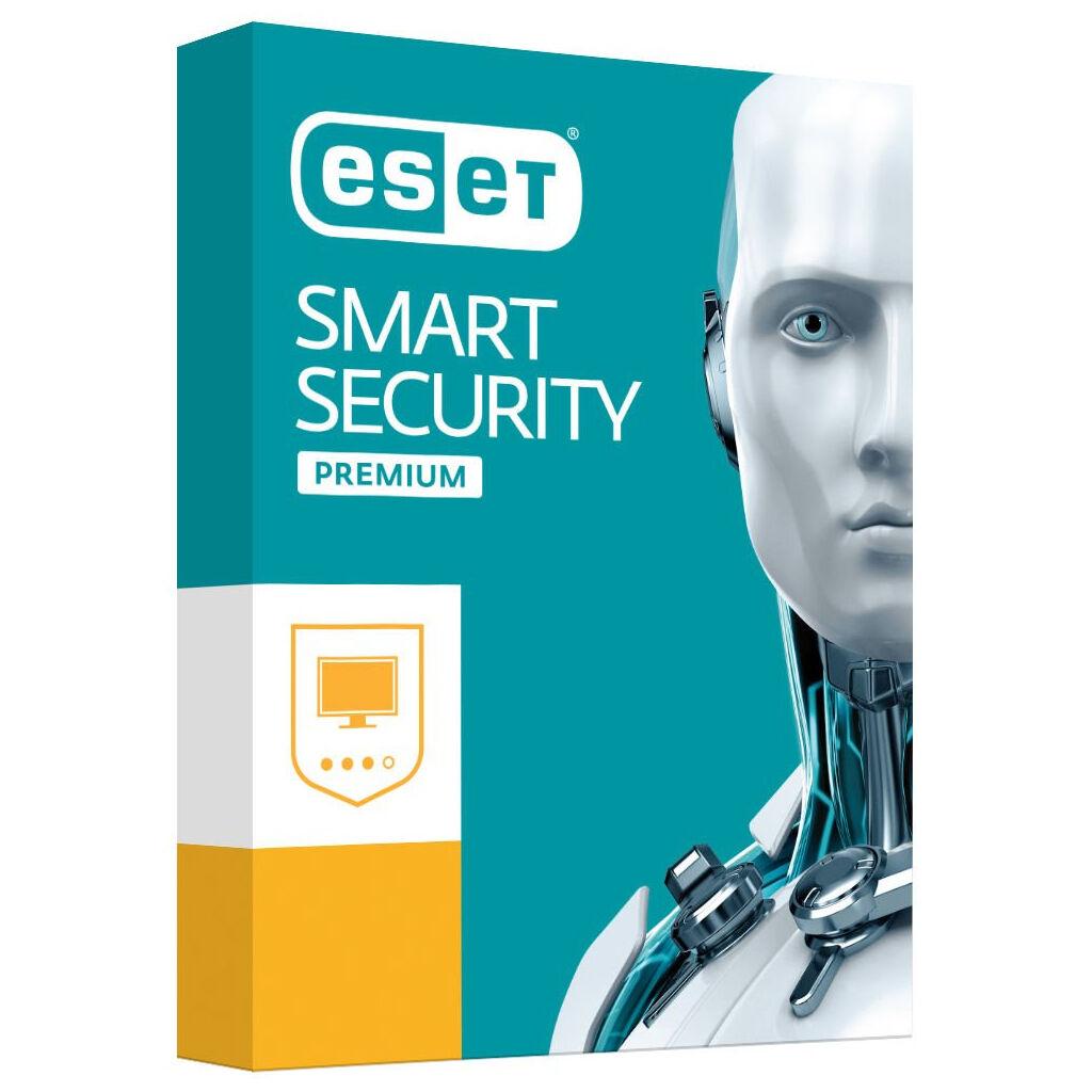 Антивирус Eset Smart Security Premium 4 ПК на 1year Business (ESSP_4_1_B)