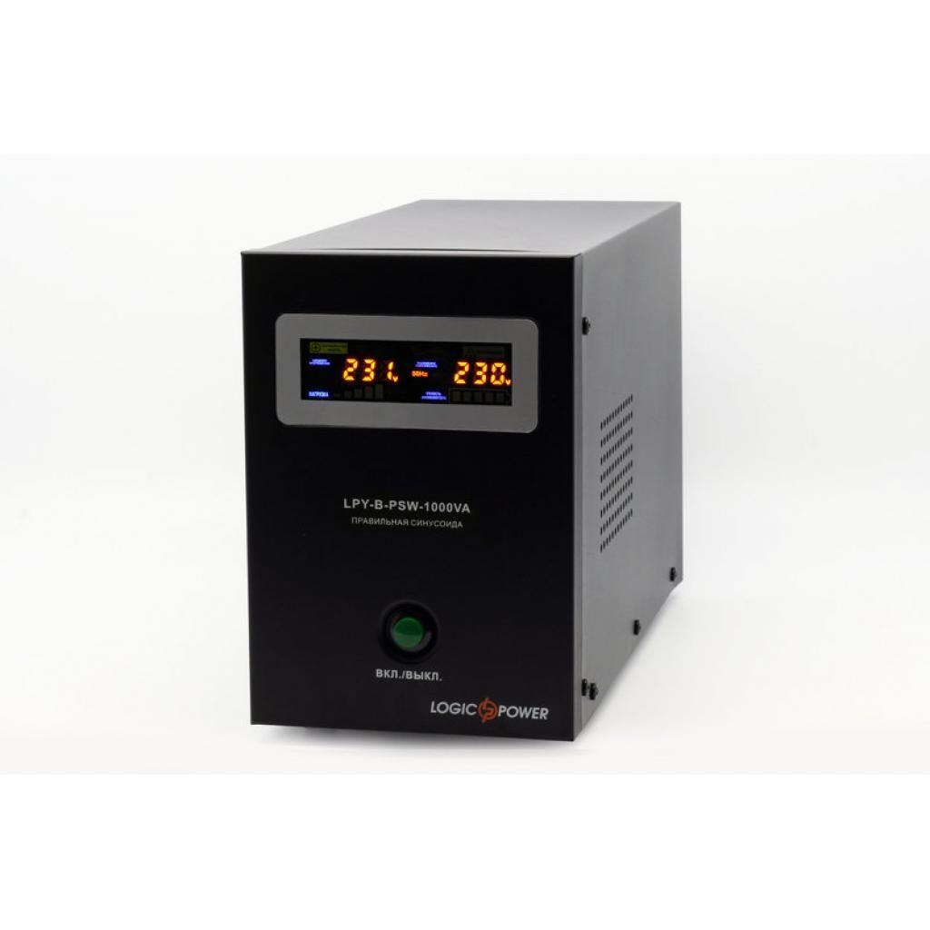 Источник бесперебойного питания LogicPower LPY- B - PSW-1500VA+, 10А/15А, 24V (4130)