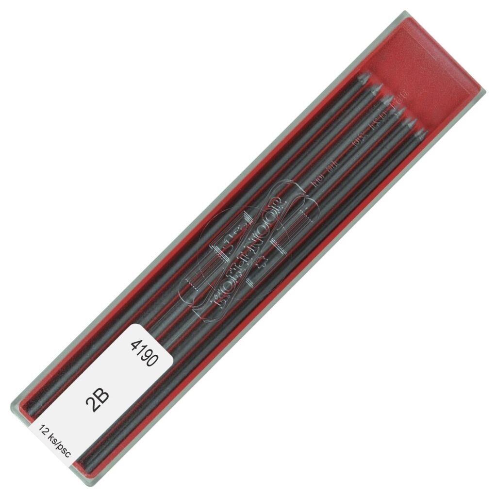 Грифель для механического карандаша Koh-i-Noor д/цанг. 2,0-120 4190.2B (419002B013PK)