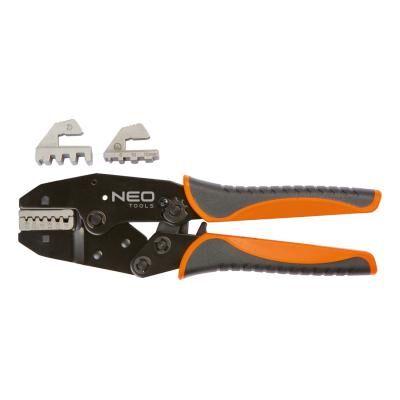 Клещи Neo для обжима втулочных наконечников 0,5-16 мм (01-506)