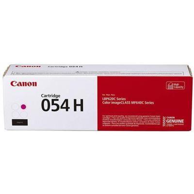 Картридж Canon 054H Magenta 2.3K (3026C002)