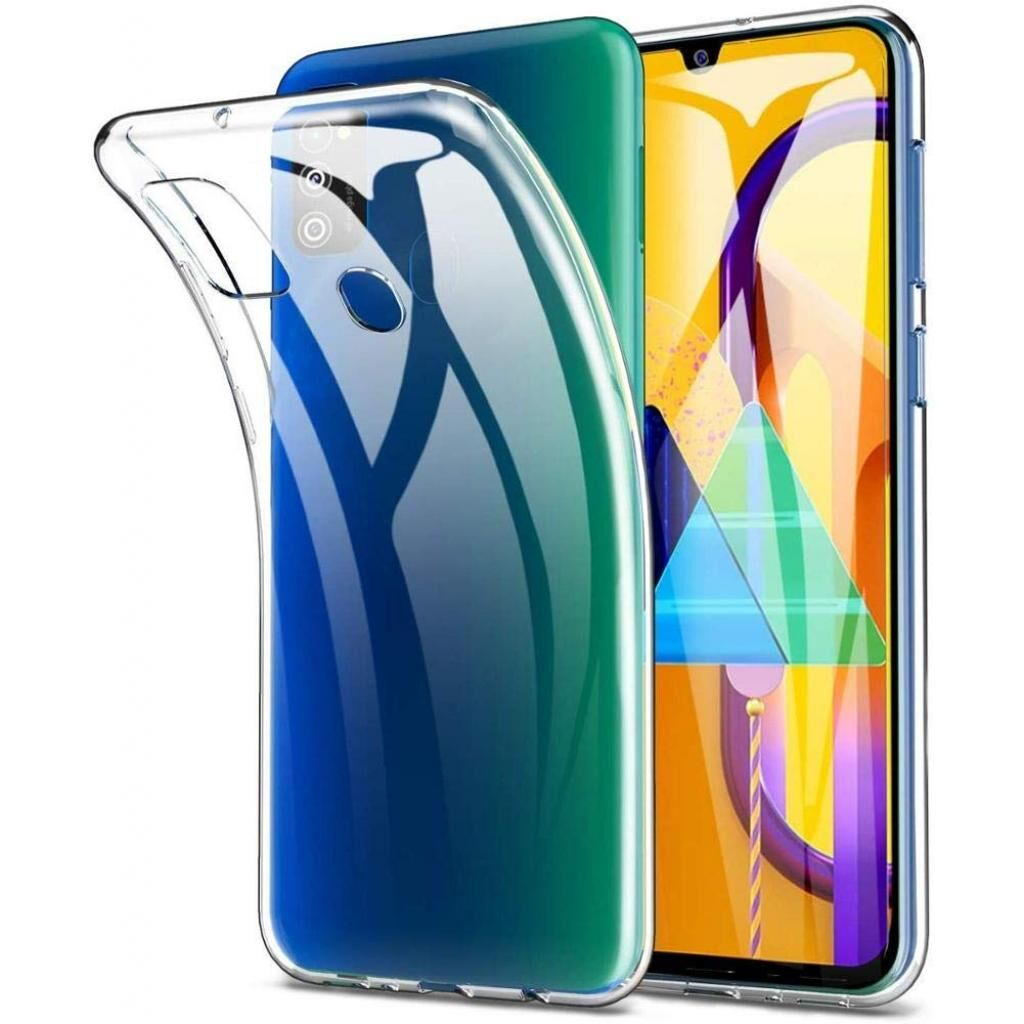 Чехол для моб. телефона BeCover Samsung Galaxy M31 SM-M315 Transparancy (704764)