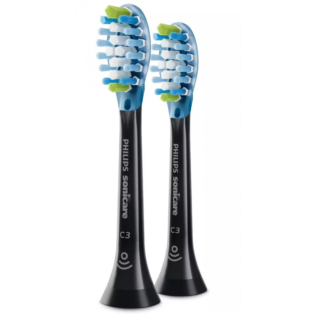 Насадка для зубной щетки PHILIPS Sonicare C3 Premium Plaque Defence HX6012/07 (HX9042/33)