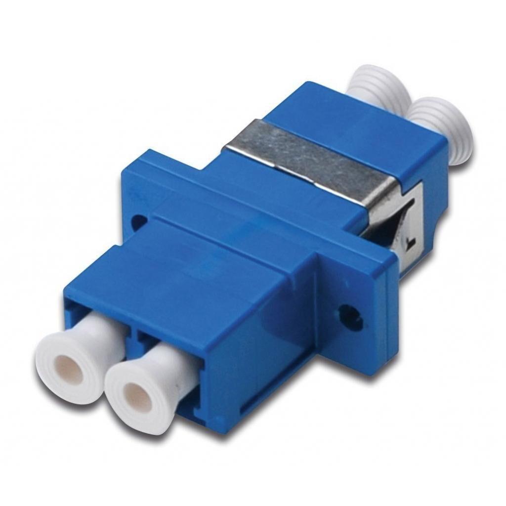 Адаптер DIGITUS LC/ LC Duplex Singlemod, керам. сердечник (DN-96007-1)