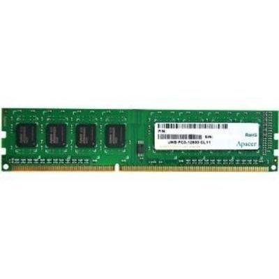 Модуль памяти для компьютера DDR3L 4GB 1600 MHz Apacer (DG.04G2K.KAM)