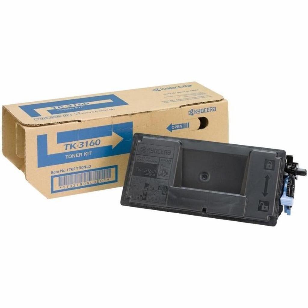 Тонер-картридж Kyocera TK-3160 (1T02T90NL0)