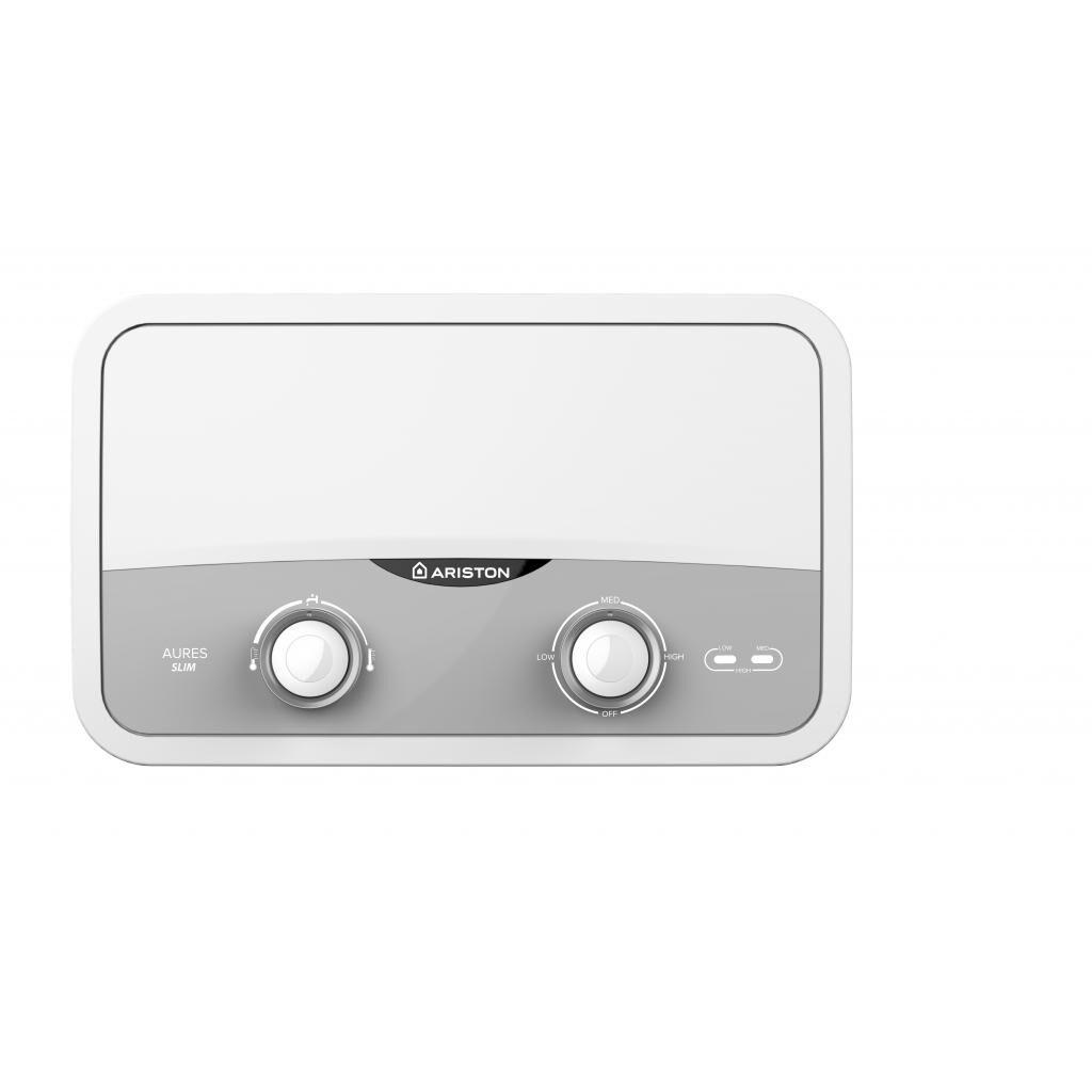 Проточный водонагреватель Ariston AURES SF 5.5 COM (3520018)