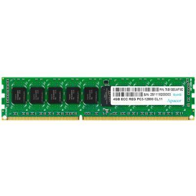 Модуль памяти для компьютера DDR3 4GB 1600 MHz Apacer (DL.04G2K.KAM)