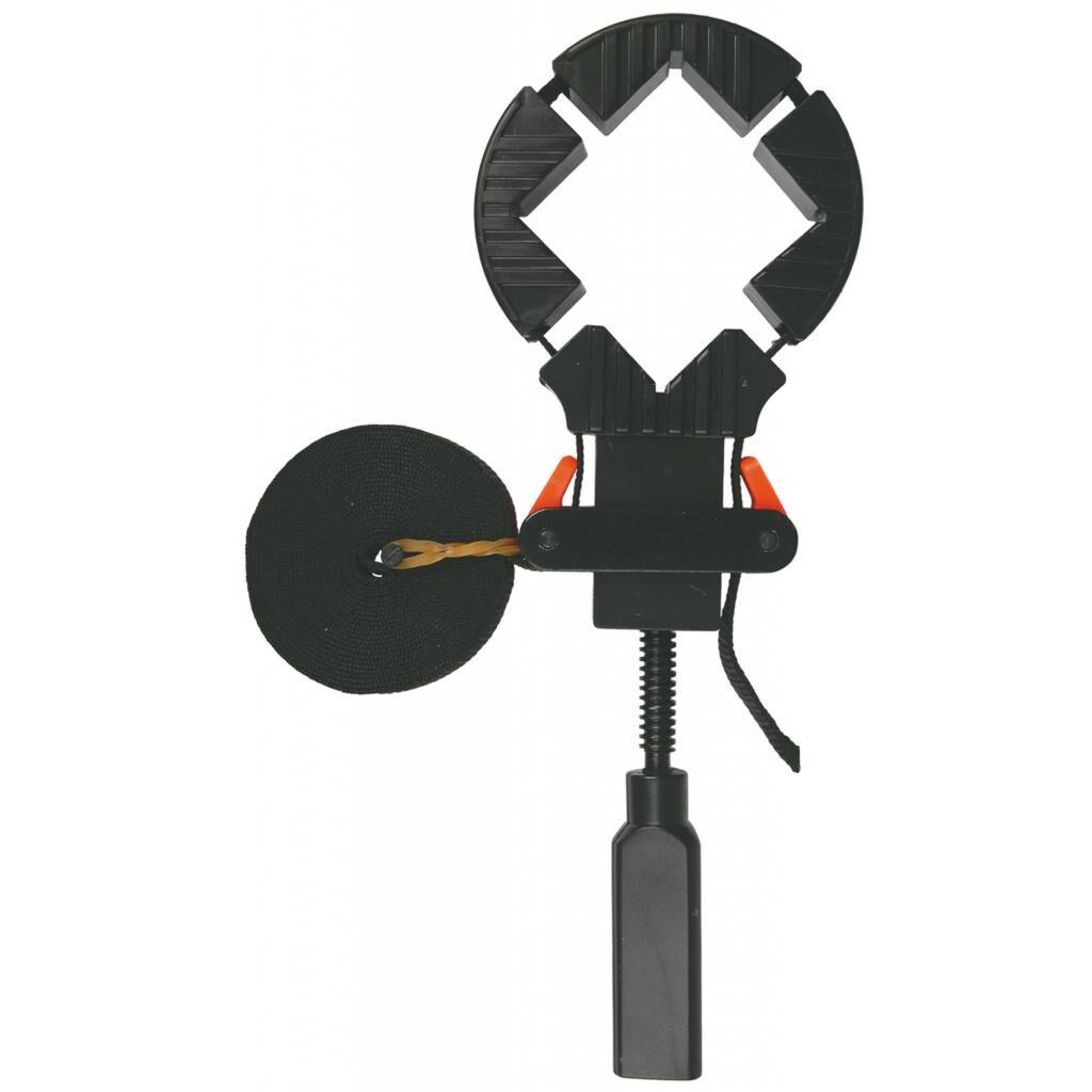 Струбцина Topex стрiчкова, 4000х25х1 мм (12A340)