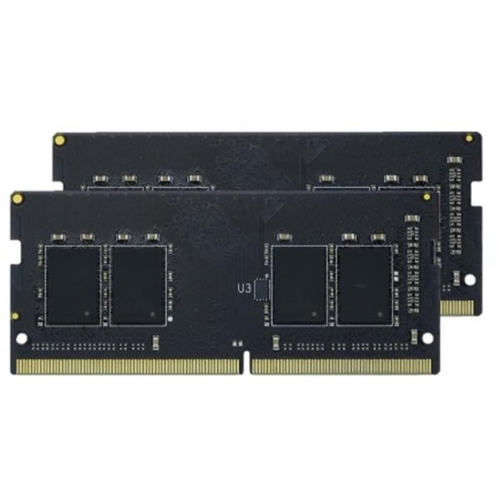 Модуль памяти для ноутбука SoDIMM DDR4 8GB (2x4GB) 2666 MHz eXceleram (E408269SD)