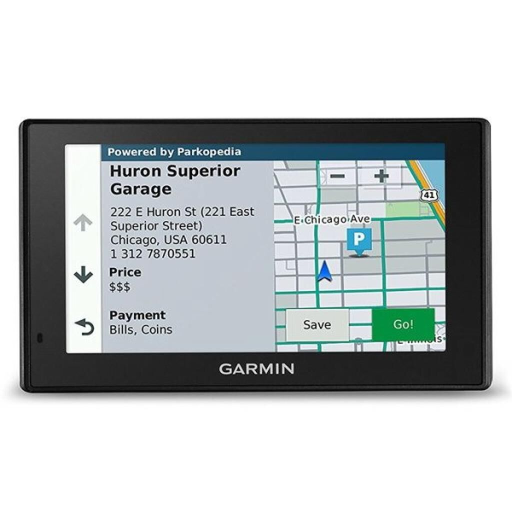 Автомобильный навигатор Garmin DriveAssist 51 LMT-S, GPS навігатор (010-01682-17)
