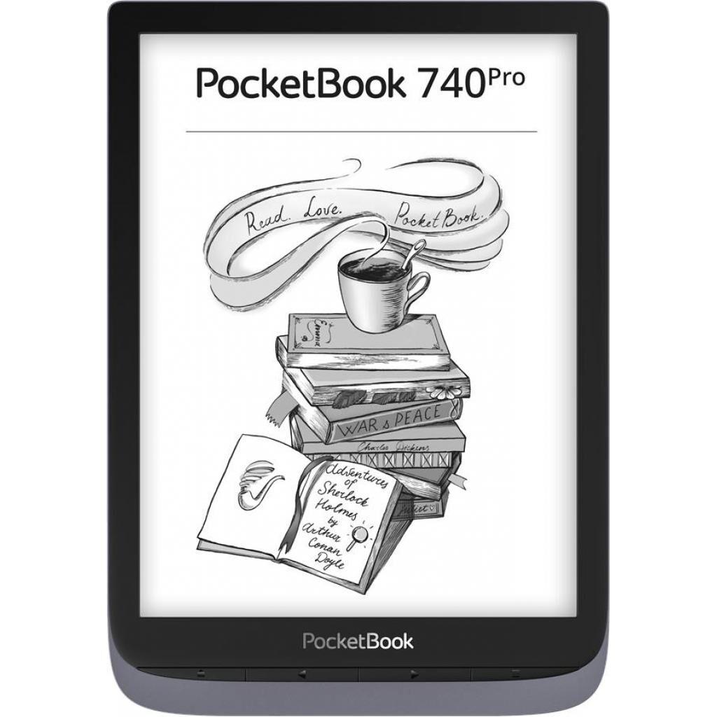 Электронная книга PocketBook 740 Pro, Metallic Grey (PB740-3-J-CIS)