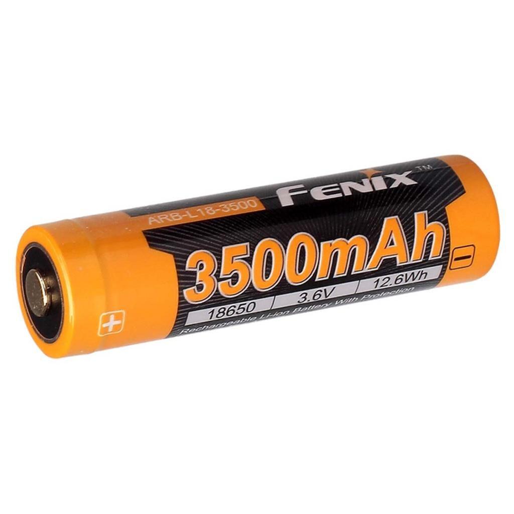 Аккумулятор Fenix ARB-L18-3500 18650 Rechargeable Li-ion Battery (ARB-L18-3500)