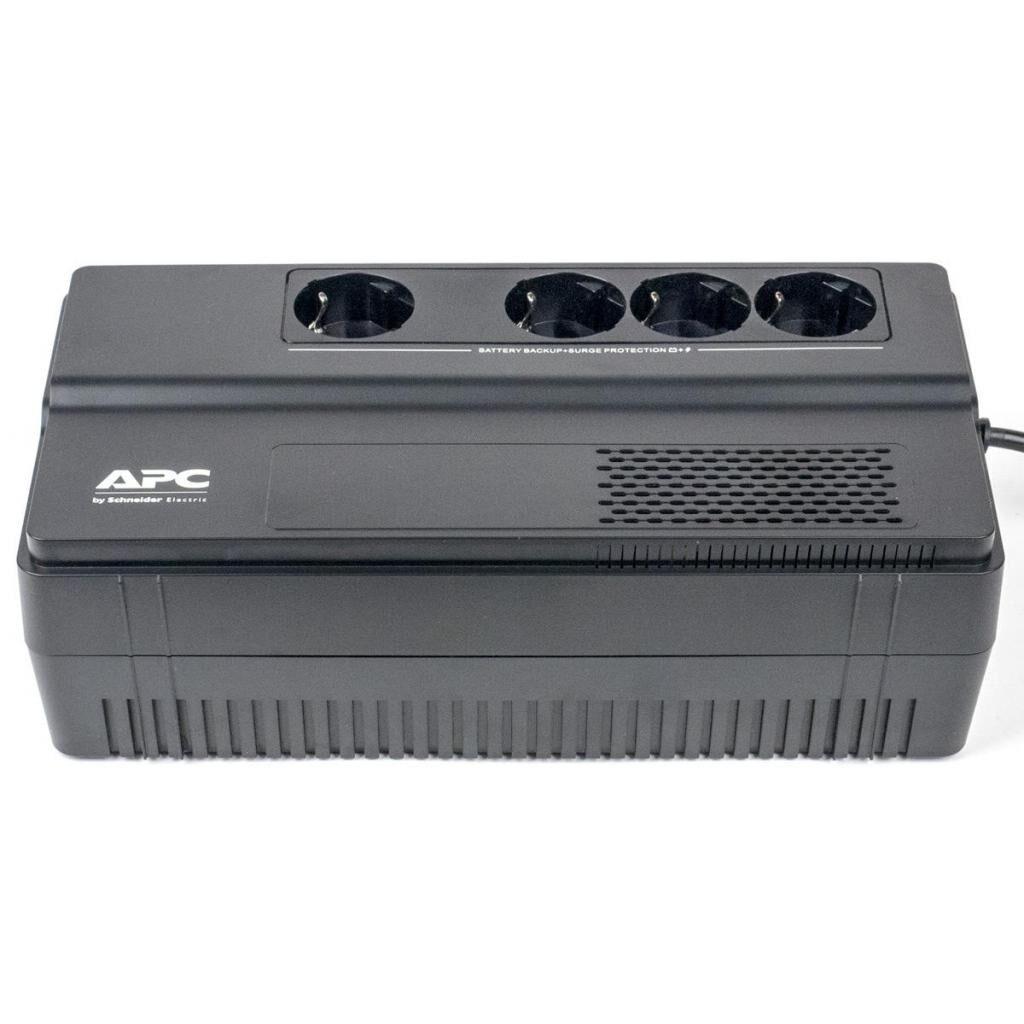 Источник бесперебойного питания APC BV650I-GR