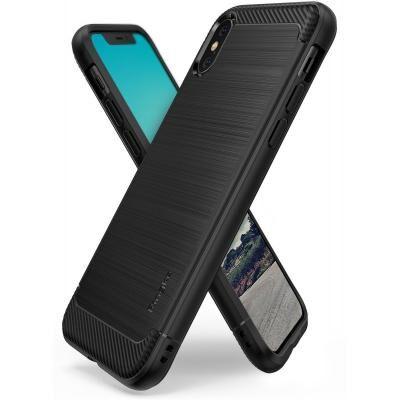 Чехол для моб. телефона Ringke Onyx Apple iPhone X Black (RCA4392)