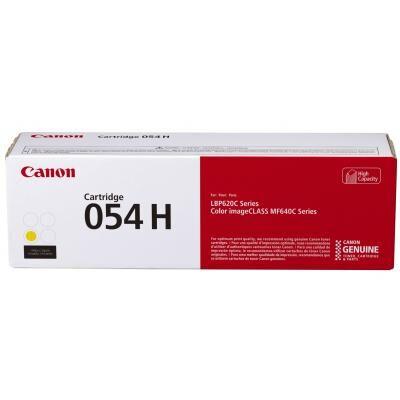 Картридж Canon 054 Yellow 1.2K (3021C002)