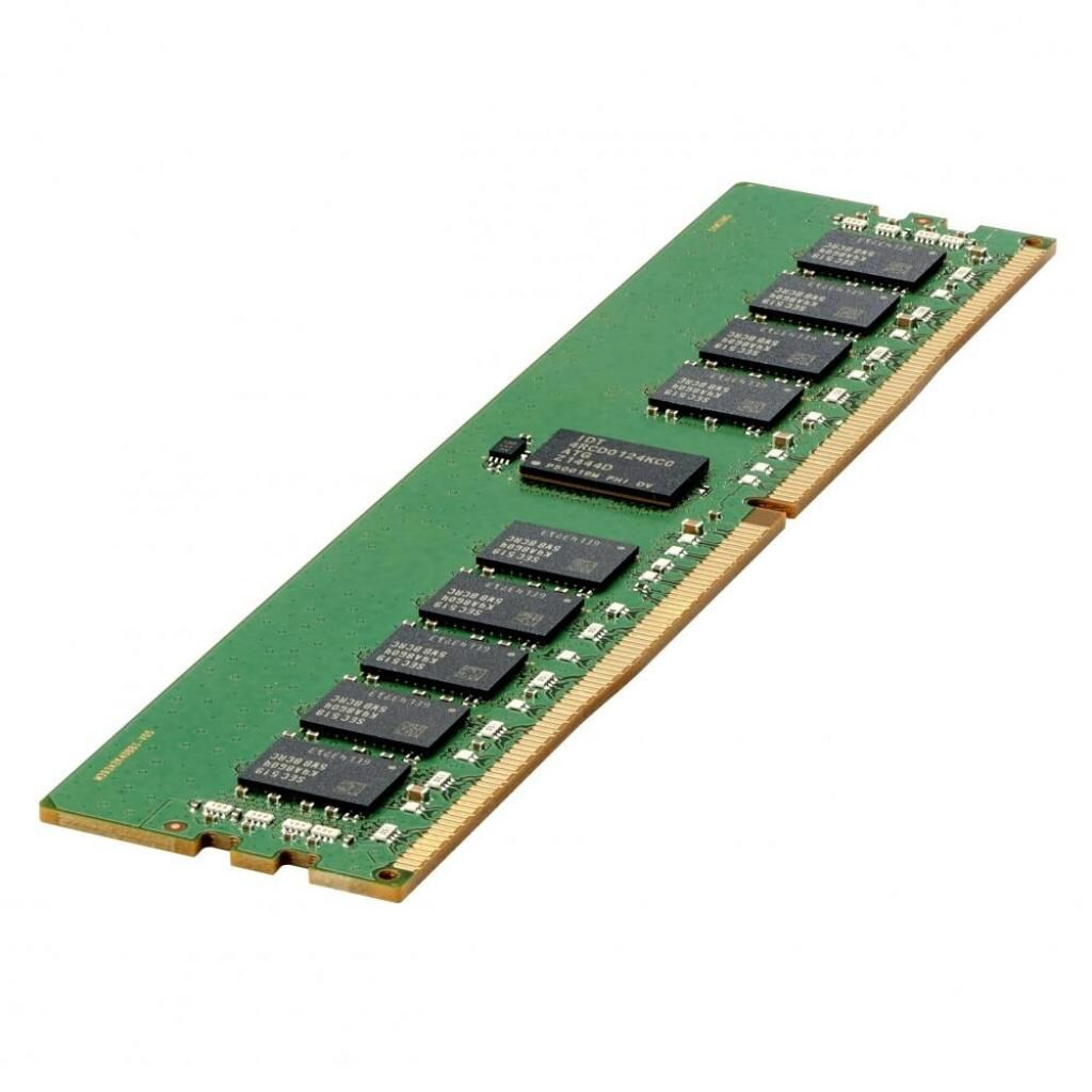 Модуль памяти для сервера DDR4 8Gb ECC UDIMM 2666MHz 1Rx8 1.2V CL19 HP (879505-B21)