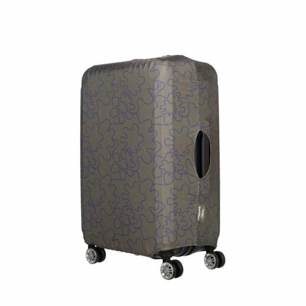 Чехол для чемодана Tucano Compatto Mendini M Khaki (BPCOTRC-MENDINI-M-VM)