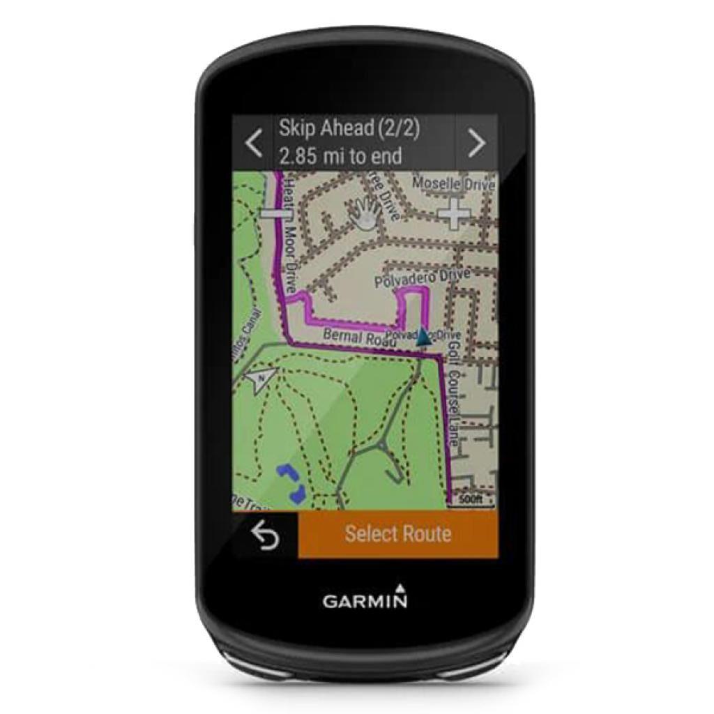 Автомобильный навигатор Garmin Edge 1030 Plus (010-02424-10)