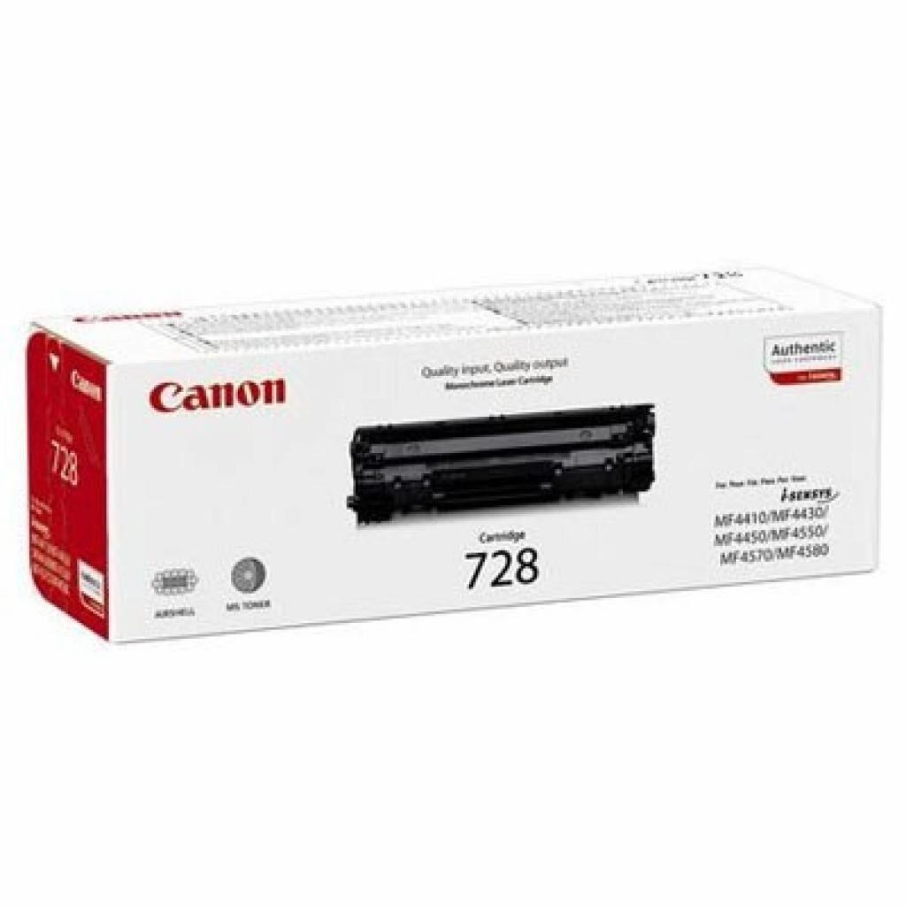 Картридж Canon 728 Black MF45xx/MF44xx series (3500B002)