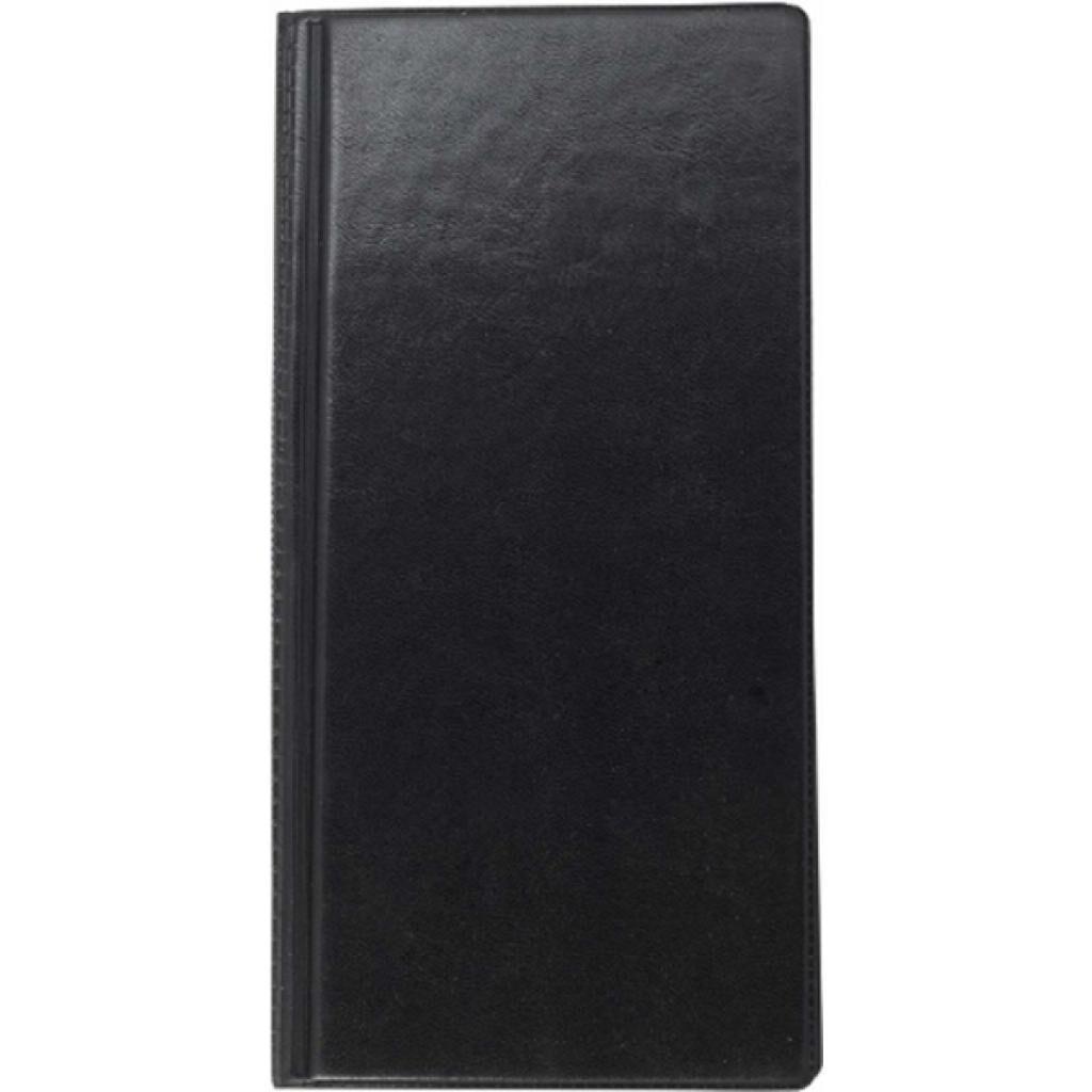 Визитница Buromax 96 cards, black, vinyl (BM.3521-01)