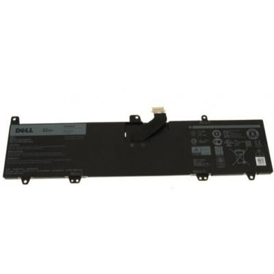 Аккумулятор для ноутбука Dell Inspiron 11-3162 0JV6J, 32Wh (4013mAh), 2cell, 7.6V, Li-ion, (A47304)