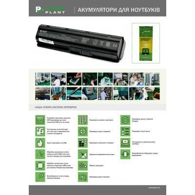 Аккумулятор для ноутбука HP 500 (HSTNN-IB44, HP5520L7) 14.4V 2600mAh PowerPlant (NB461127)