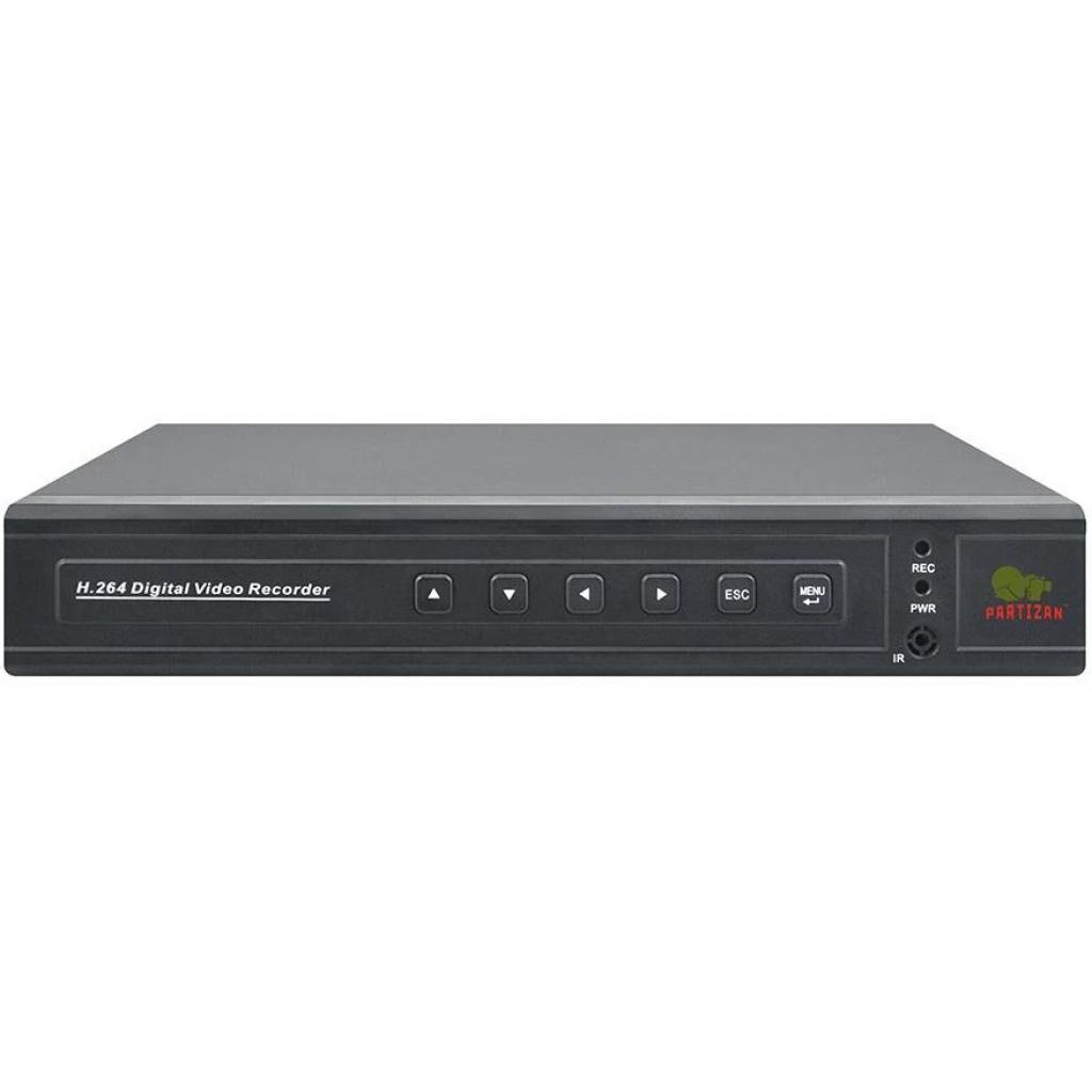 Регистратор для видеонаблюдения Partizan NVD-411 POE v2.0 (1440)