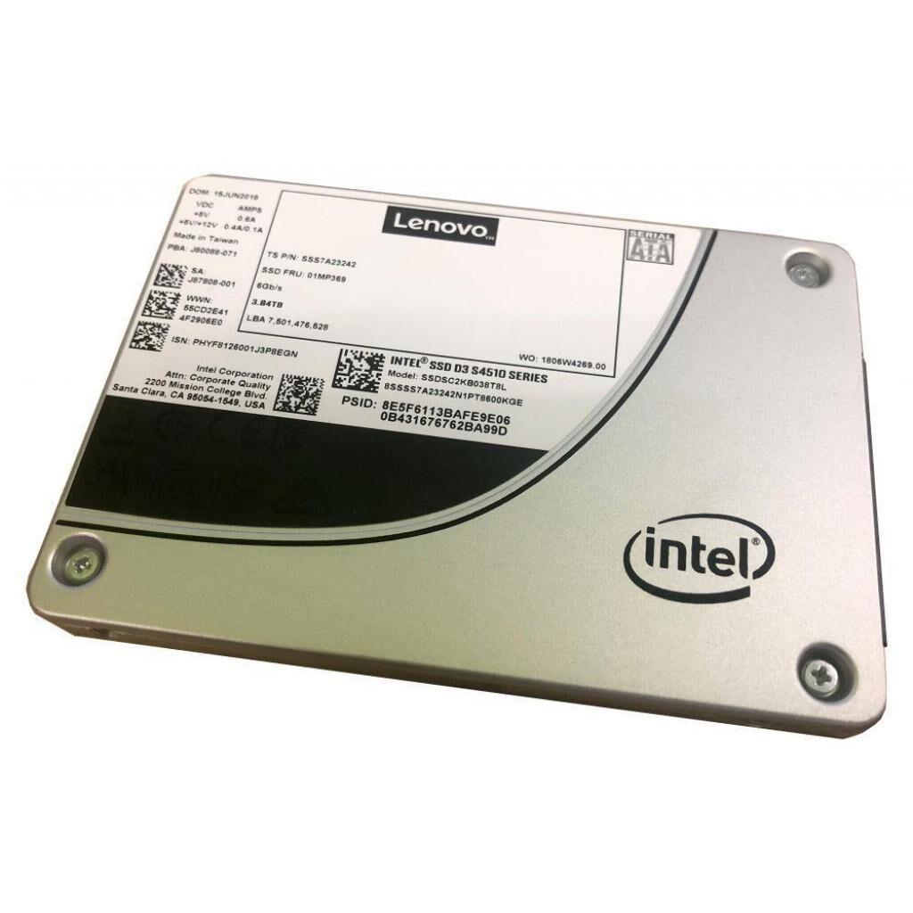 Накопитель SSD для сервера 480GB SATA SSD 2.5